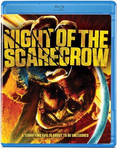 Night of the Scarecrow [Reino Unido] [Blu-ray]