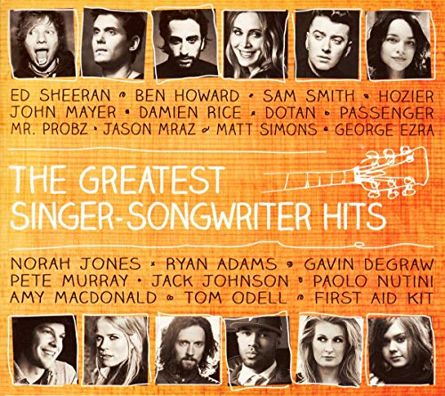 Various Artists - The Greatest Singer-Songwriter Hits