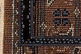 Lifetex.eu Teppich Bidjar ca. 170 x 240 cm Beige handgeknüpft Schurwolle Klassisch hochwertiger Teppich - 5