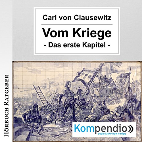 Vom Kriege audiobook cover art