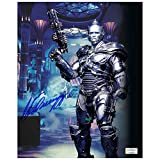 Arnold Schwarzenegger Autogrphed Batman & Robin 8×10 Mr. Freeze Photo