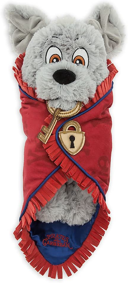 Disney Free Shipping New Babies Max 68% OFF Jailor Dog Plush -Pirates Blanket The of Caribbe