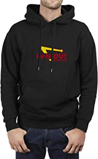 Sweaters Hoodies in-N-Out Burger Logo Long Lined Warm Funny