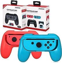 Suporte Grip De Mão Controle Joy-con Nintendo Switch