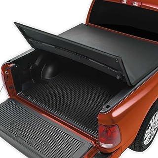 Tonneau Covers Prime Choice Auto Parts Tc603329 6 5ft Bed Rubber Sealed Lock Roll Up Soft Tonneau Cover Exterior Accessories Automotive Exterior Accessories