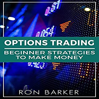 Options Trading: Beginner Strategies to Make Money audiobook cover art
