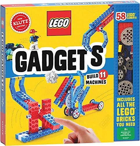 LEGO Gadgets (Klutz Science/STEM Activity Kit) 10.25' Length x 0.75'...