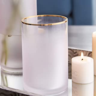 Best pink frosted glass vase Reviews