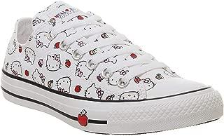 Converse Chuck Taylor All Star Lo Hello Kitty Fashion Sneakers