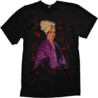 Marie Laveau T-Shirt Voodoo Queen of New Orleans by Jared Swart Artwork