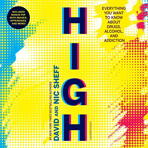 Page de couverture de High