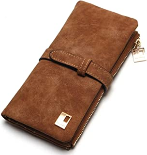 Brown Faux Leather For Women - Card & ID Cases