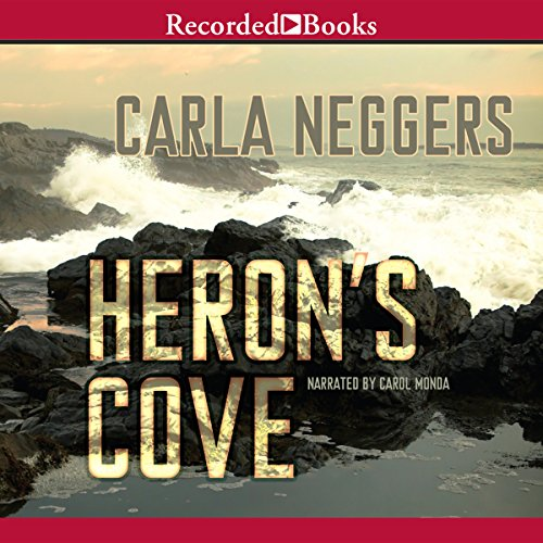 Heron's Cove audiobook cover art
