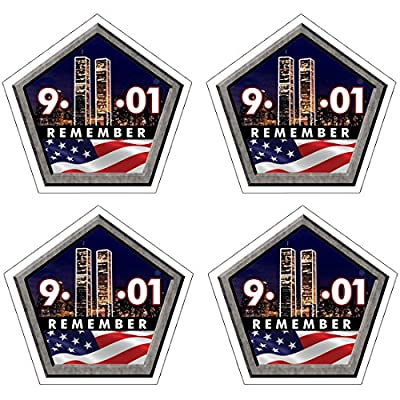 9/11 sticker, End of 'Related searches' list