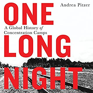 One Long Night audiobook cover art