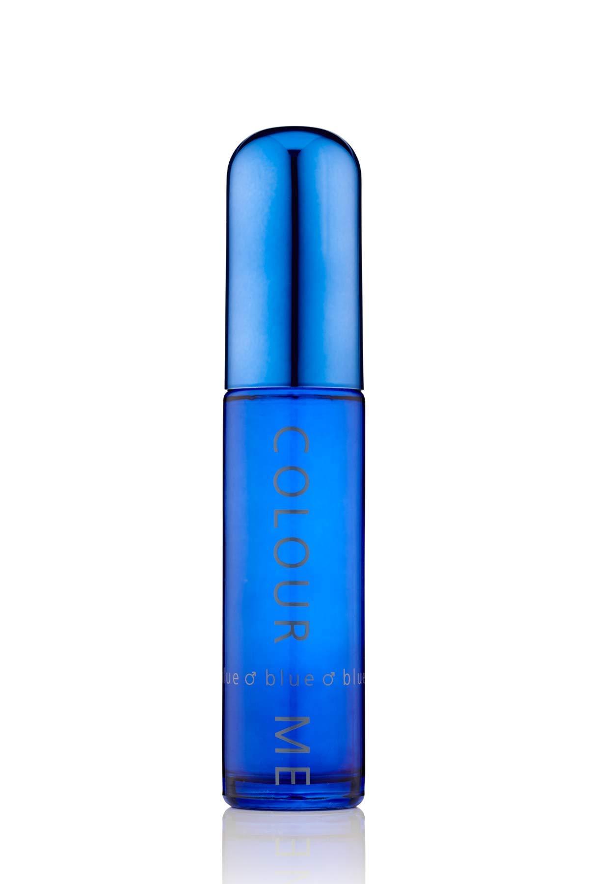 Colour Me Blue - Fragrance For Men - 50ml Eau de Toilette, by Milton-Lloyd