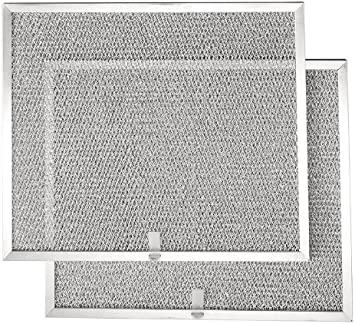 Broan Bps1fa30 Replacement Filters For Qs1 And Ws1 30 Range Hoods Aluminum 2 Pack Amazon Ca Tools Home Improvement