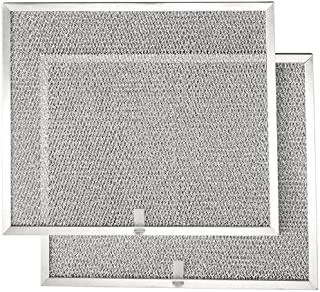 Broan BPS1FA30 Replacement Filters for QS1 and WS1 30� Range Hoods, Aluminum, 2-Pack