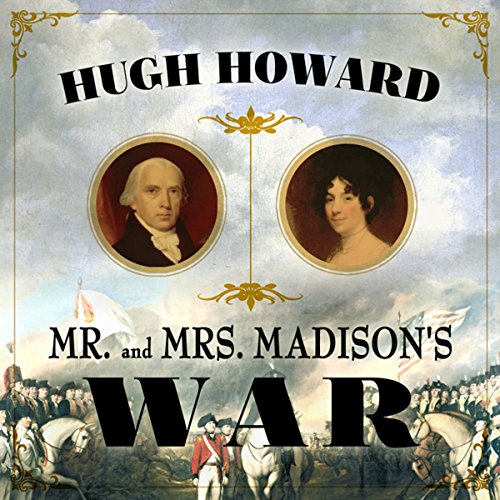 Mr and Mrs Madison's War audiobook cover art
