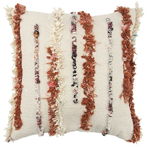 Rizzy Home T13825 Decorative Pillow, 20