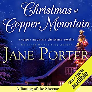 Christmas at Copper Mountain audiobook cover art