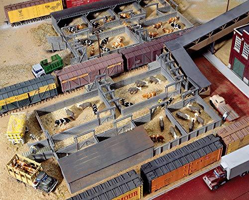 Walthers Cornerstone 933-3047 Modellbau, Hobby, Zusammenbau, detailliert