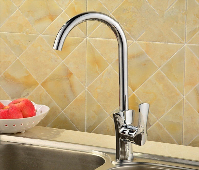 Bijjaladeva Antique Kitchen Sink Mixer Tap The Copper hot and Cold-Water Dish Basin Mixer Kitchen Sink Faucet