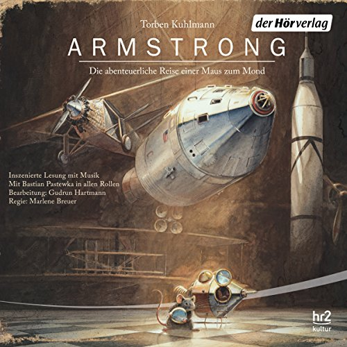 Armstrong  By  cover art