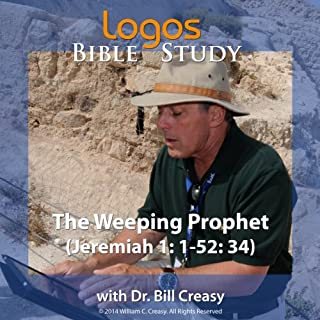 The Weeping Prophet (Jeremiah 1: 1-52: 34) audiobook cover art