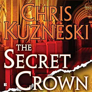 The Secret Crown cover art