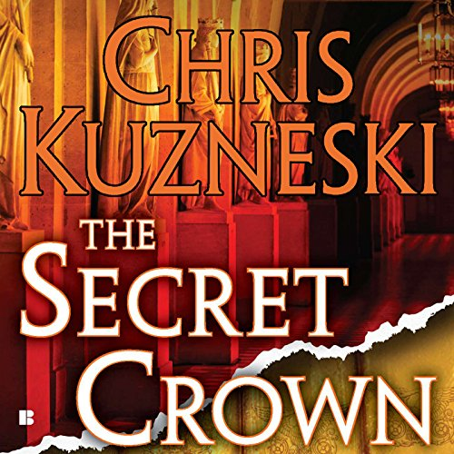 The Secret Crown audiobook cover art