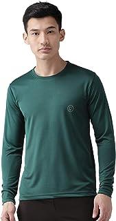 CHKOKKO Men's Gym Regular Fit Full Sleeves T-Shirt