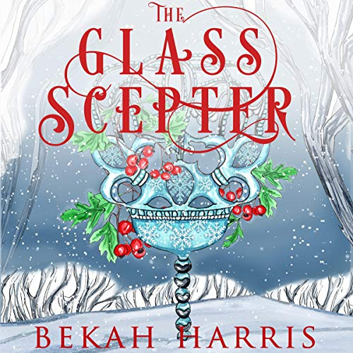 The Glass Scepter  By  cover art