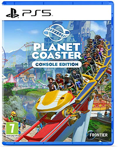 Planet Coaster - Playstation 5 Edition (PS5)