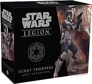 Star Wars : Legion - Scout Troopers Unit Exp