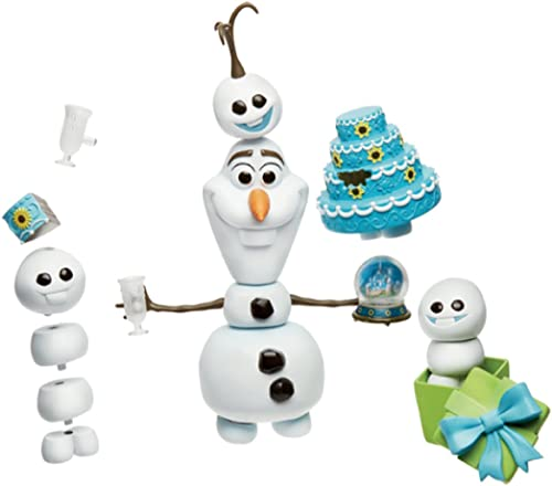 saludable Disney Anna and The Snow Snow Snow Queen Royal Friends Doll Olaf  muchas sorpresas