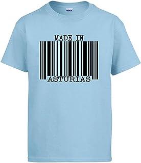 Camiseta Made in Asturias