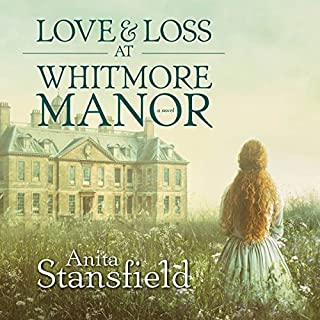 Love and Loss at Whitmore Manor audiobook cover art