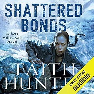 Page de couverture de Shattered Bonds