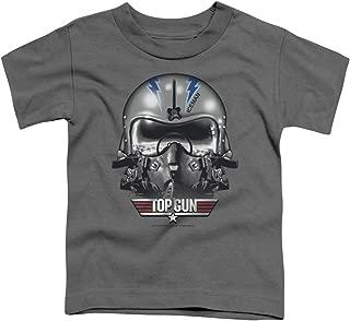Top Gun Iceman Helmet Toddler T-Shirt