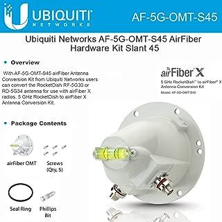 Ubiquiti 5GHz airfiber OMT RD Conversion Kit, Slant 45 AF-5G-OMT-S45-US
