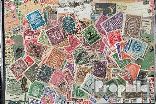 Prophila Collection Deutsches Reich 200 Verschiedene Marken aus den Jahren 1872 bis 1932 mit Nebengebieten (Briefmarken für Sammler)