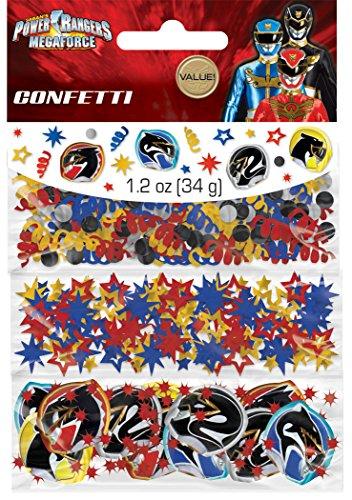 power ranger confetti - 5