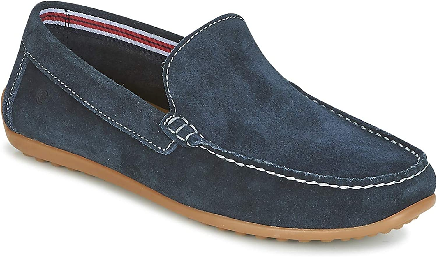Casual attitude IMOPOL Loafers & Boat shoes Men bluee Loafers