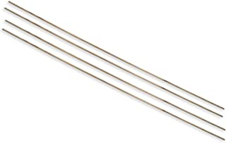 "Supplying Demand 15% Silver Solder Brazing Rods 4 19.5"" Sticks Perfect For HVAC Refrigeration"