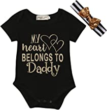 daddys girl onesie