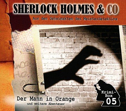 Sherlock Holmes & Co-die Krimi Box 5 (3cd)