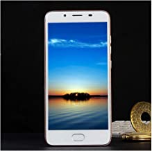 Ultrathin Unlocked Phone,5.5 inch Ultra HD Screen Dual Camera Smartphone Android 5.1 Octa-Core GSM WiFi Bluetooth Dual SIM 3G Cell Phone (Rose Gold, R11 Plus)
