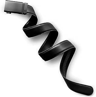Men's Leather Ratchet Belt