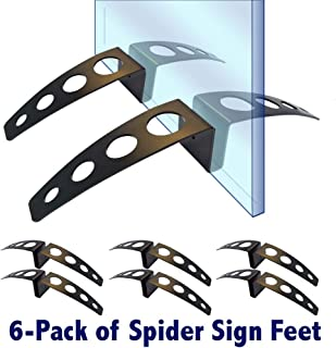feet sign